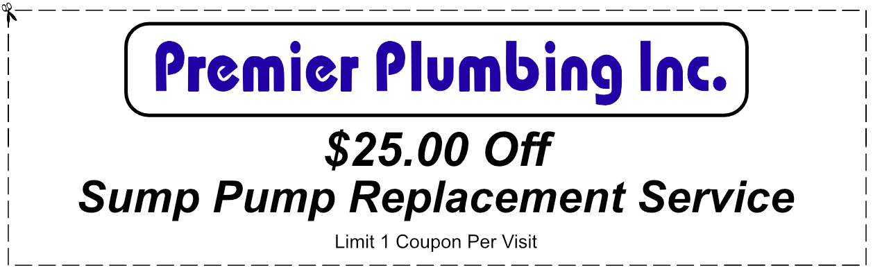 Premier Plumbing Sump Pump Replacement