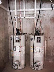 water heater install farmington hills mi