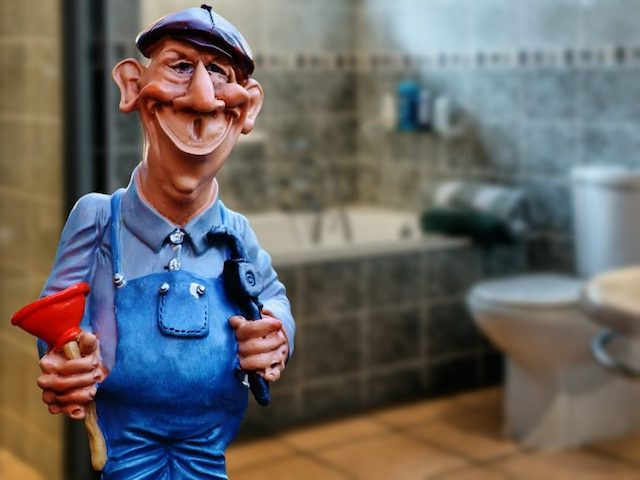 plumbing technician photo